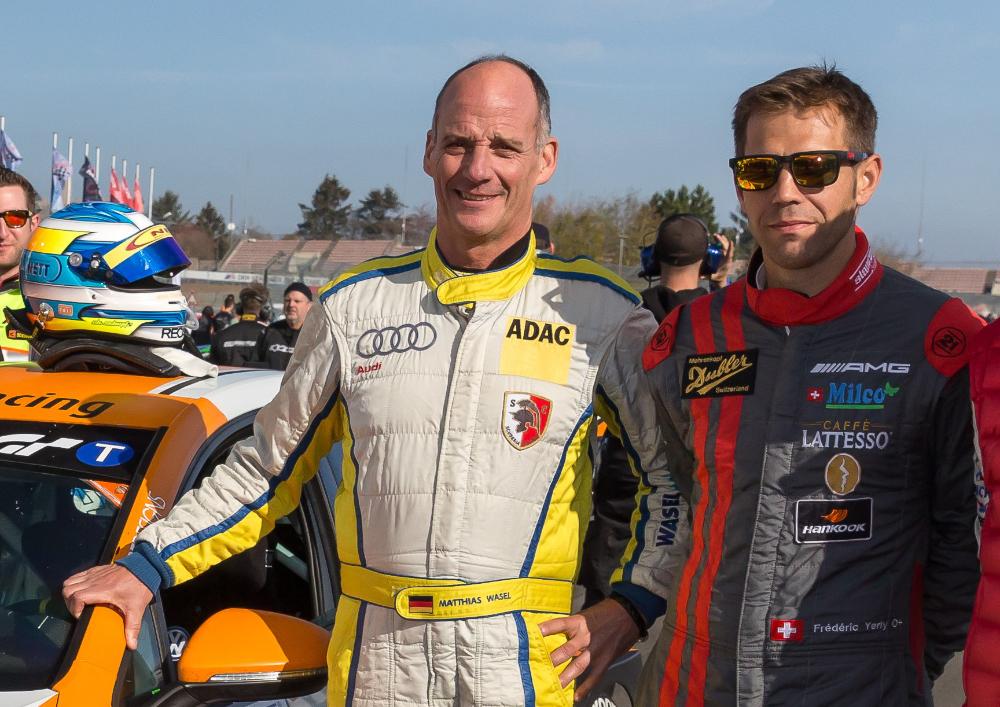Matthias Wasel & Frederic Yerly