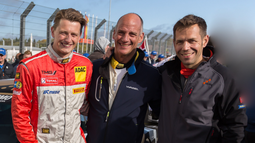 Roland Schmid, Matthias Wasel & Frederic Yerly
